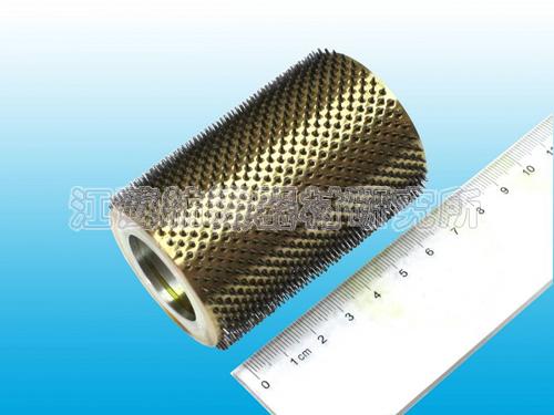 从材料打孔角度分析打孔针辊的技术说明