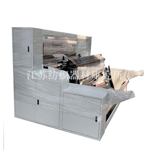 无纺布收卷机防止粘卷的方法